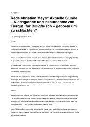 Rede Christian Meyer: Aktuelle Stunde - Landesnetzwerk ...