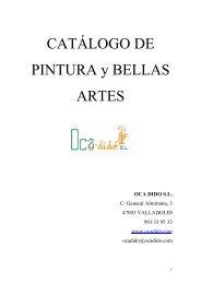 bellas artes / pinturas - Ocadido.com