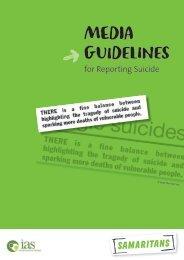 Media Guidelines for Ireland (PDF) - Samaritans
