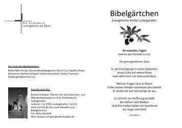 Protestantischer Kirchenbezirk Ludwigshafen am Rhein
