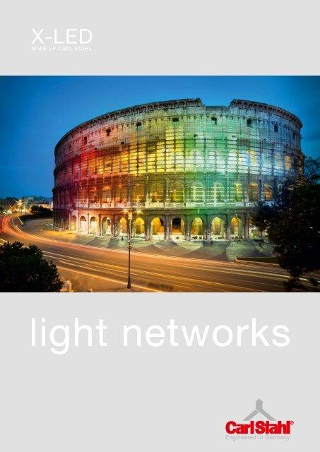 X-LED (pdf) - Carl Stahl AB