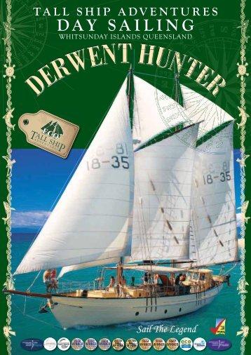 DAY SAILING - Tallship Adventures