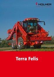 Terra Felis - Holmer Maschinenbau GmbH
