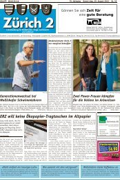 ERZ will keine Ökopapier-Tragtaschen im Altpapier - Lokalinfo AG