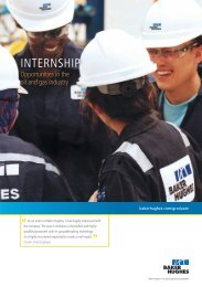View our brochure to learn more about Internships. - Baker Hughes