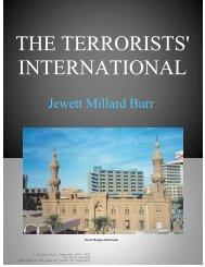 The Terrorists' International - American Center for Democracy