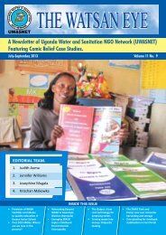 Download Uwasnet Newsletter July - September 2013 (PDF) - wsscc