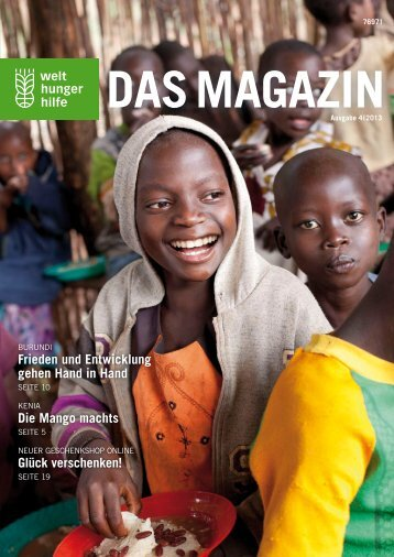 Download Magazin - Welthungerhilfe