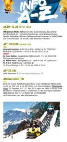 A-Z Kinder Gastronomie Winterwandern Events - Zillertal Arena - Page 2