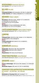 A-Z Kinder Gastronomie Winterwandern Events - Zillertal Arena - Page 7