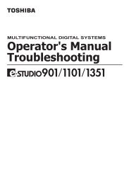 1351 Troubleshooting Guide - Zoom Imaging Solutions, Inc.