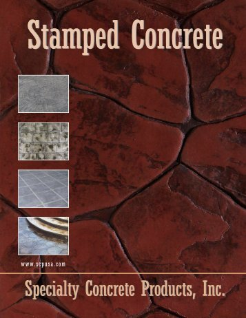 Stamped Catalog - Master Pool Builders