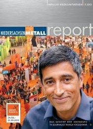 NiedersachsenMetall Report 2/2013