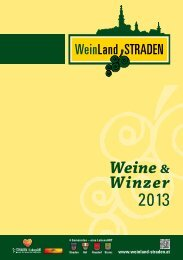 Weine & Winzer 2013 - Straden