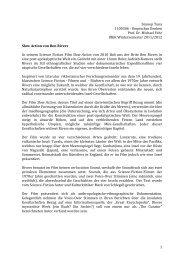 1 Zeynep Tuna 1100306 -‐ Utopisches Denken Prof. Dr. Michael ...