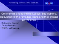Commercial & Technical Losses, Calculation of Costs and Effect on ...