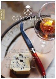 Summer Cellar Club News - Campbells Wines