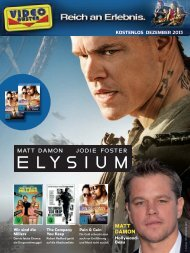 maTT DamON - Video Buster