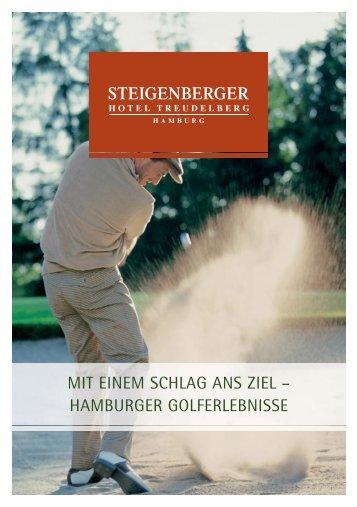 Golferlebnisse Prospekt - Steigenberger Hotels and Resorts