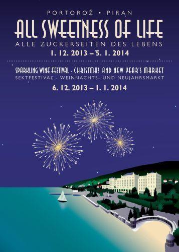 Veranstaltungsprogramm Dezember 2013 - Portorož
