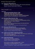 Veranstaltungsprogramm Dezember 2013 - Portorož - Page 2
