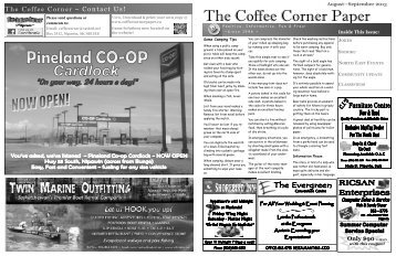 Download File - The Coffee Corner Paper