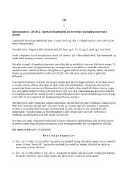 Álit í løgtingsmáli nr. 120/2012: Uppskot til løgtingslóg um broyting í ...