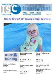 ISC-Transparent 3/2013 - Isenstedter Sport Club eV