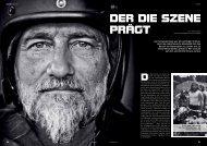 DER DIE SZENE PRÄGT - V-Zwei