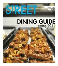 Dining Guide - 34th Street Magazine