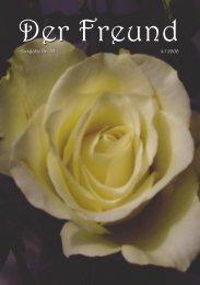 Quartal 04/2006 - Gemeinschaft der Siebenten Tags Adventisten