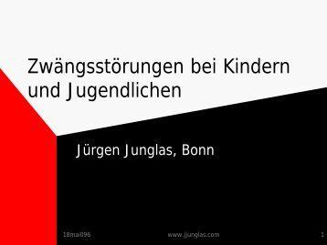 Zwänge bei Kindern und Jugendlichen - Psychoforum.de