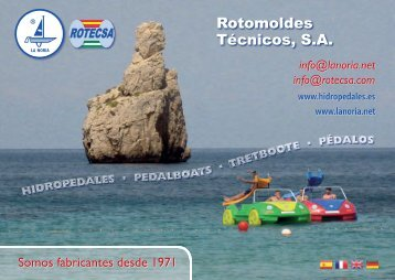 Rotomoldes Técnicos, S.A. - La Noria