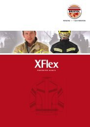 PERFEKTER SCHUTZ - Feuerwehrausstatter.at