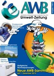AWB-Zeitung 1/2013