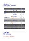 Agility-Turnier in Hoope Abschlussturnier des Anfängerkurses 2007 ... - Seite 4