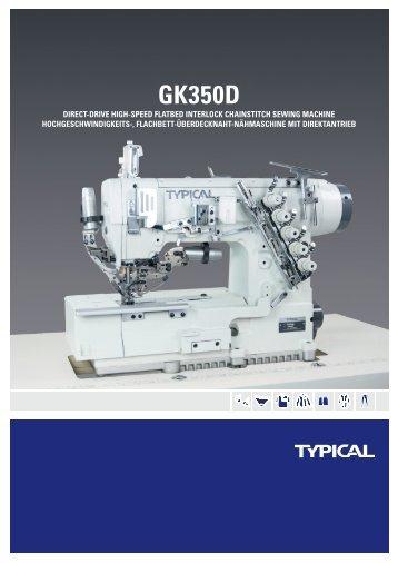GK350d - Typical