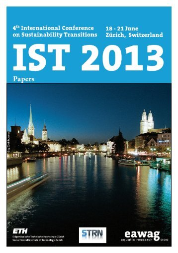 1. Introduction - IST 2013