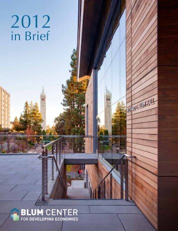 Download PDF - Blum Center for Developing Economies