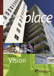 Time and Place Issue 14 Spring 2006 - Queensland Heritage Council