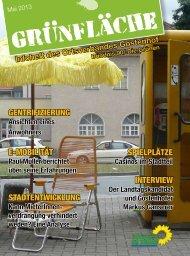 Grünfläche - Gostenhof