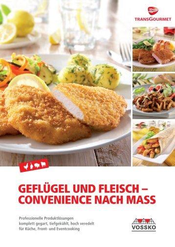 GEFLüGEL UND FLEISCH - REWE-Foodservice