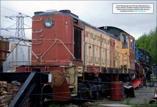Issue 81x | June 2013 | ISSN 1756 - 5030 - Railtalk