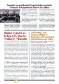 OIT Brasil participa en la segunda reunión de pontos focales de ... - Page 4
