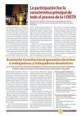 OIT Brasil participa en la segunda reunión de pontos focales de ... - Page 5