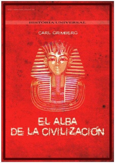 GrimbergCarl Bibliotecas Alba De Civilizacion Morelos El La OnwyvmP0N8