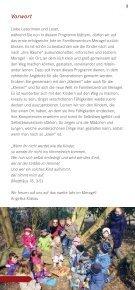 2. Halbjahr 2013 - Kindertagesstätte Meragel / Familienzentrum - Page 3