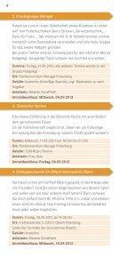 2. Halbjahr 2013 - Kindertagesstätte Meragel / Familienzentrum - Page 6