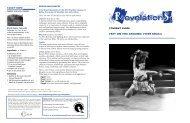 feet on the ground: viver brasil - Kupferberg Center Performances