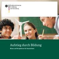 Aufstieg durch Bildung - Dr. Maria Flachsbarth